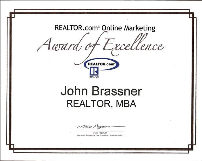 Realtor.com Award