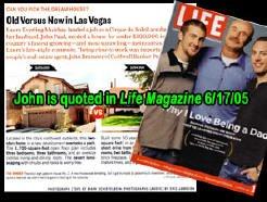 Life Magazine Insert with Real Estate Expert John Brassner